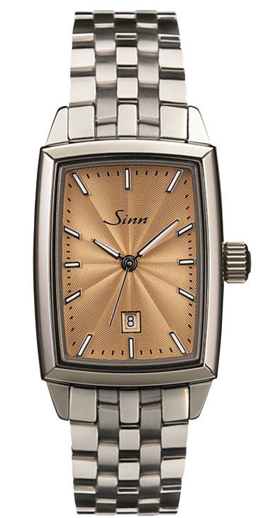 Sinn Watch 243 Ti K Ladies Bracelet