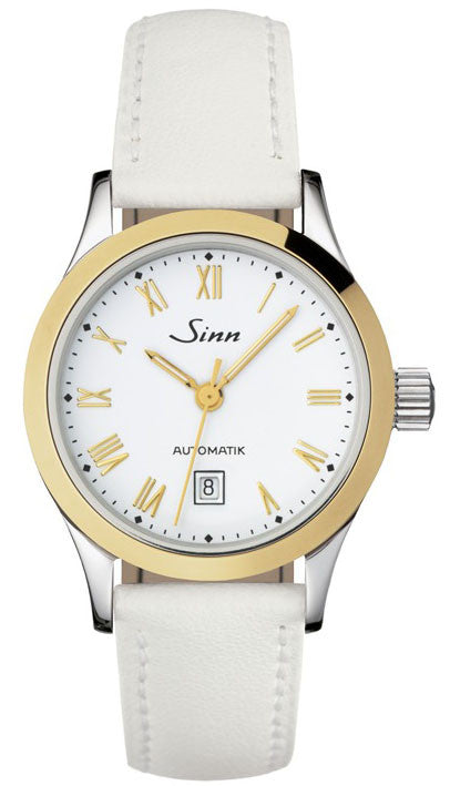 Sinn Ladies Watches 456 ST 18 kt R Leather D