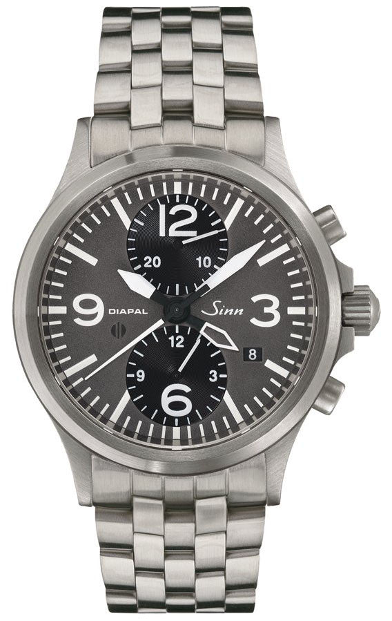 Sinn Watch 756 Diapal Bracelet