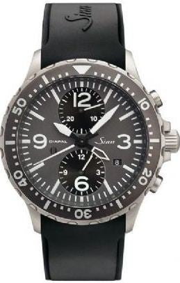Sinn Watch 757 Diapal Rubber