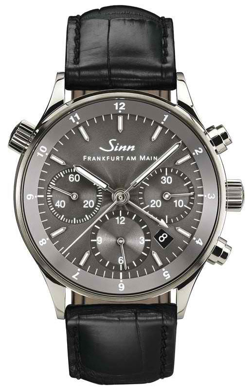 Sinn 6000 Platinum Limited Edition Alligator D
