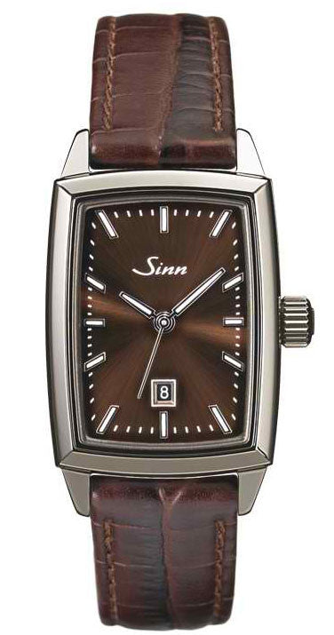 Sinn Watch 243 Ti M Ladies Alligator
