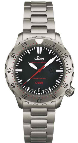Sinn Watch U200 - EZM 8 Bracelet