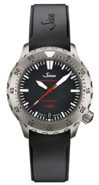 Sinn Watch U200 - EZM 8 Silicon