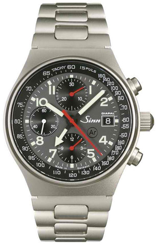 Sinn Watch 144 St Diapal Bracelet