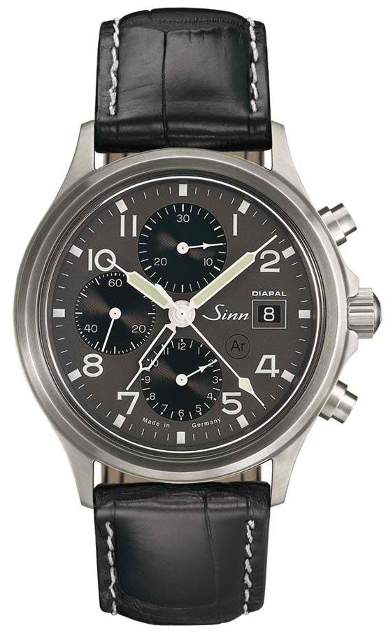 Sinn Watch 358 Diapal Alligator