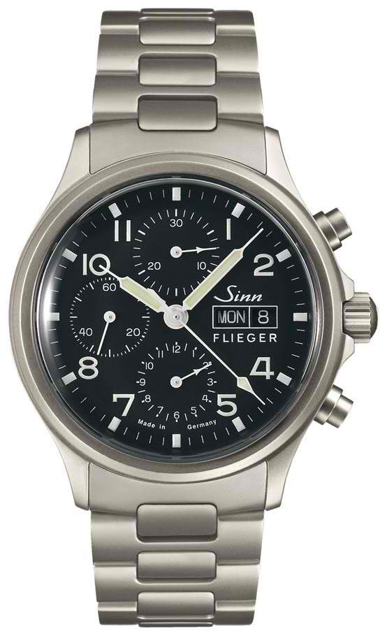 Sinn Watch 358 Pilot Bracelet