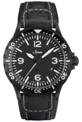 Sinn Watch 857 S Leather