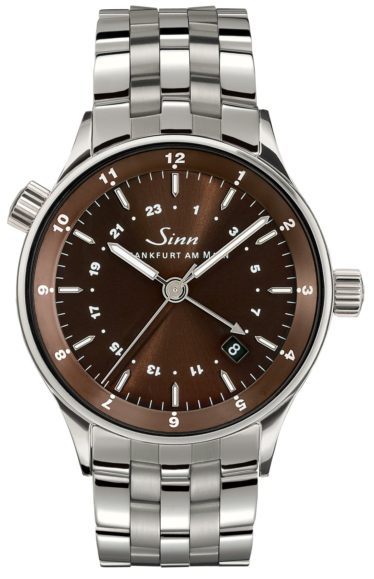 Sinn 6060 M Bracelet + Alligator D