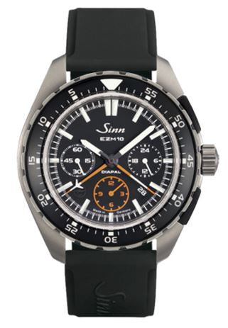 Sinn Watch EZM 10 Testaf Rubber