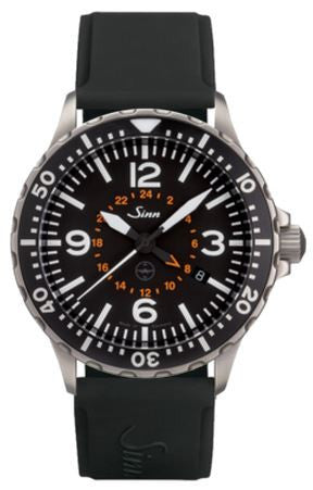 Sinn Watch 857 UTC Testaf Rubber