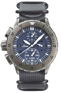 Sinn Watch U1000 B EZM 6 Limited Edition