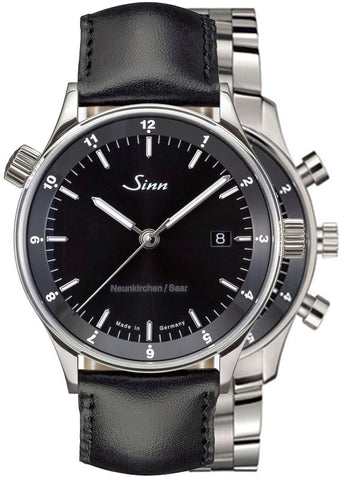 Sinn Watch 6068 NK Leather Limited Edition D