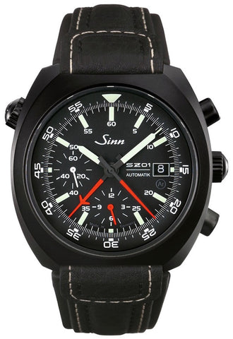 Sinn Watch 140 St S Leather Strap
