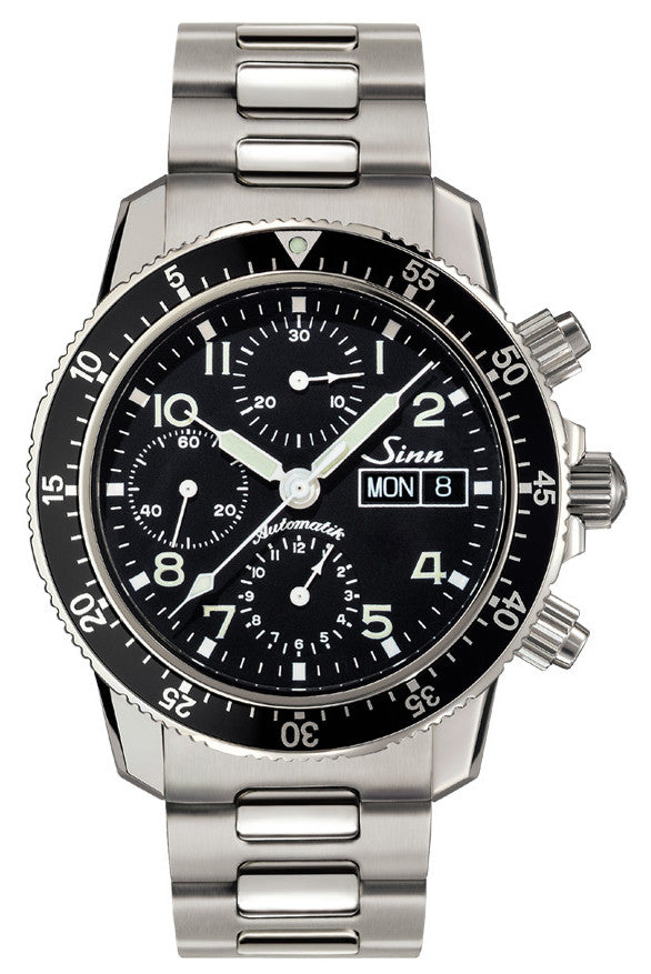 Sinn Watch Flieger Chronograph 103 St Sa Bracelet