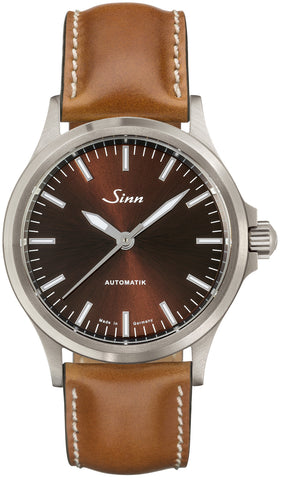 Sinn Watch 556 I M Tan Leather