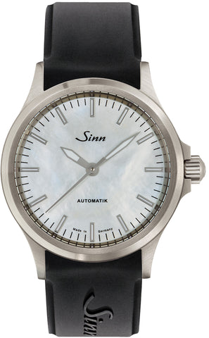 Sinn Watch 556 I Mother Of Pearl W Silicone