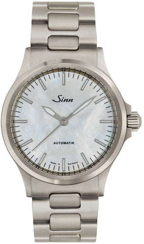 Sinn Watch 556 I Mother Of Pearl W Bracelet