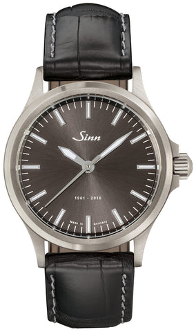 Sinn Watch 556 Anniversary Limited Edition Black Alligator