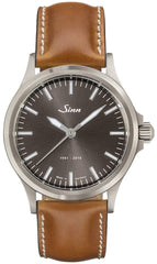 Sinn Watch 556 Anniversary Limited Edition Tan Leather