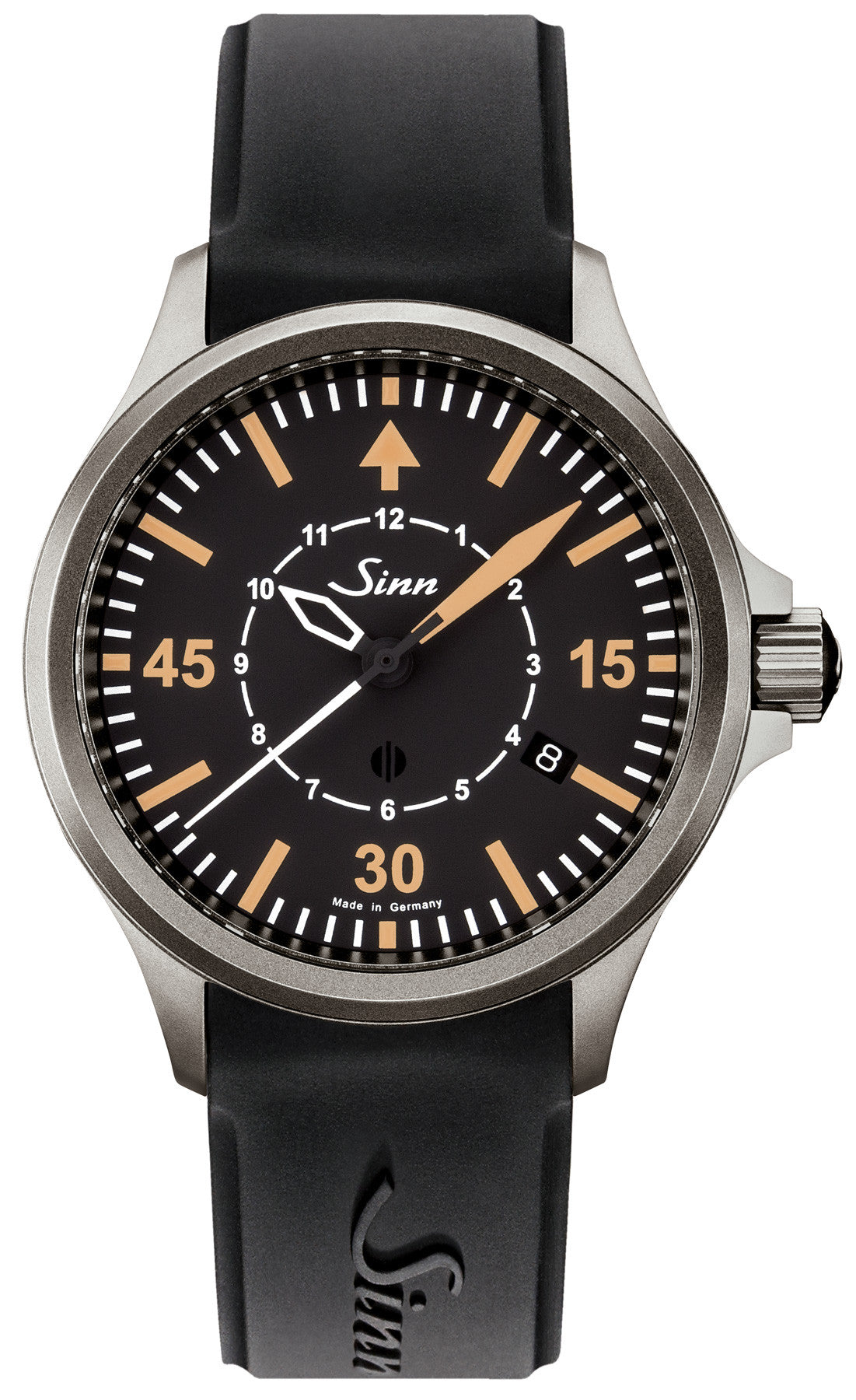 Sinn Watch 856 BUhr Limited Edition Silicone