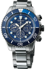 Seiko Watch Prospex Save the Ocean Solar Special Edition