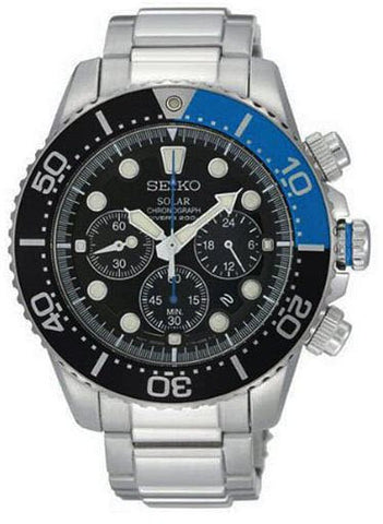 Seiko Watch Solar Divers