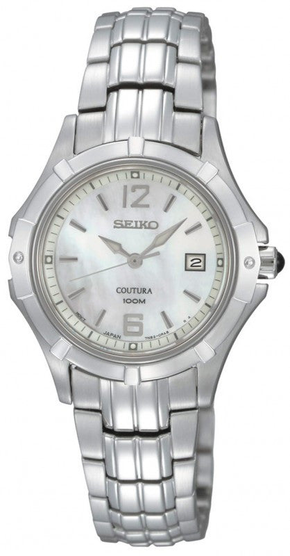 Seiko Watch Coutura Ladies Bracelet D
