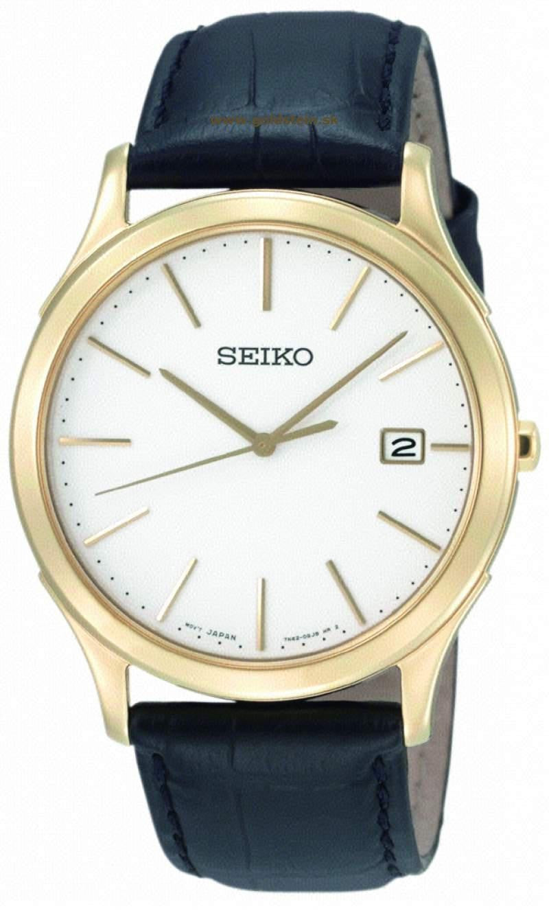 Seiko Watch Gents Strap