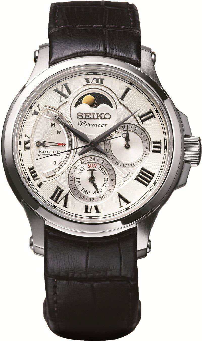 Seiko Watch Premier D