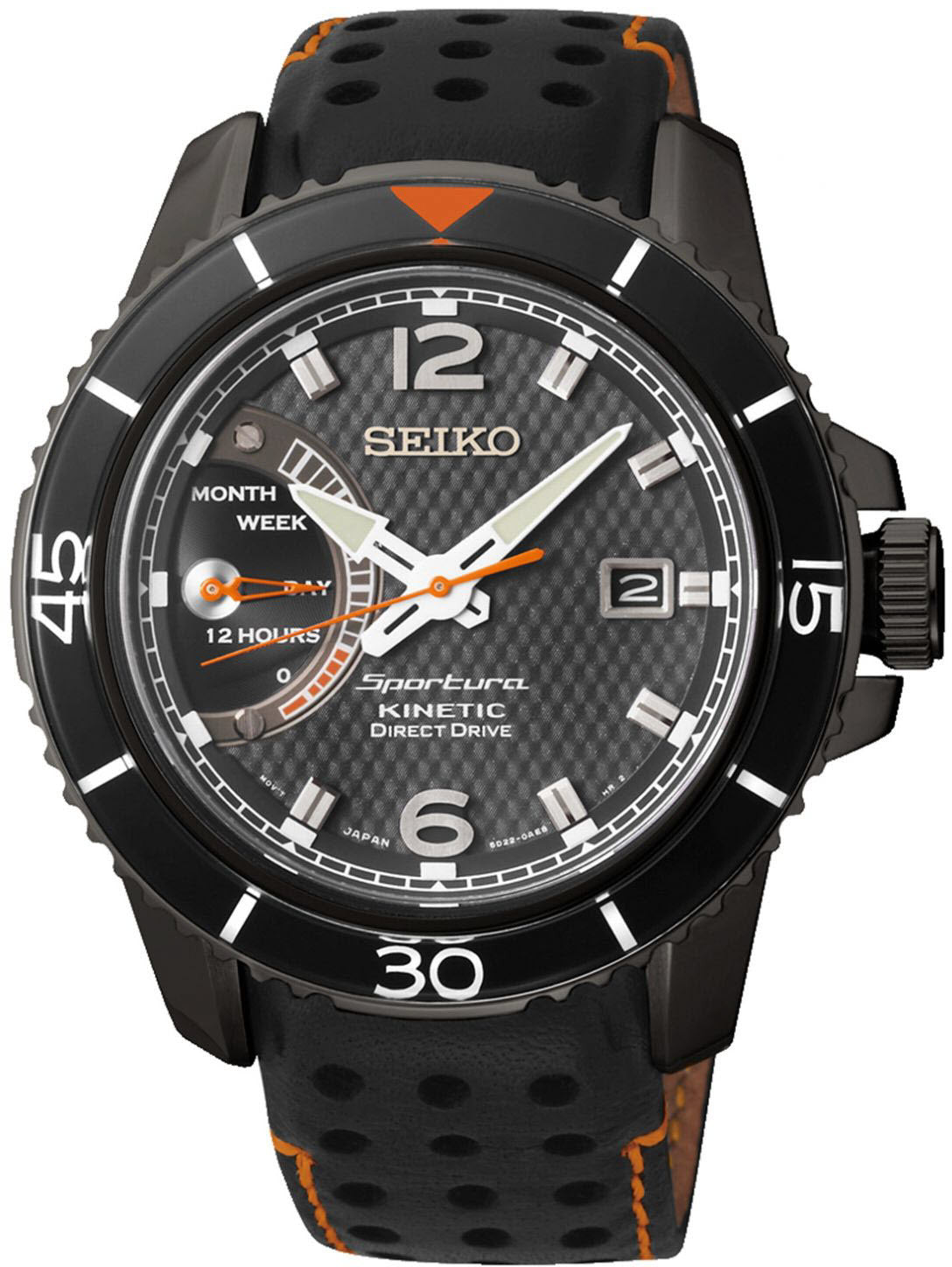 Seiko Watch Sportura