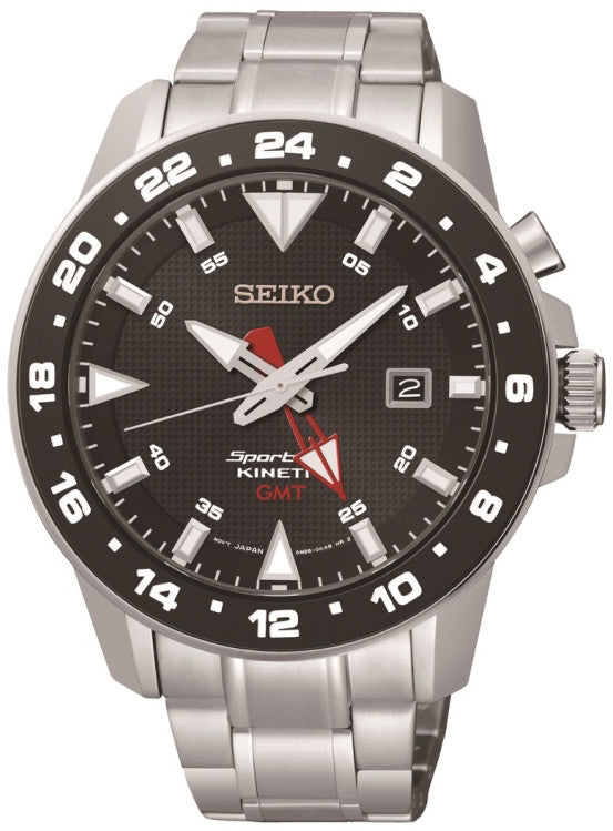 Seiko Watch Sportura GMT