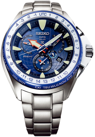 Seiko Watch Prospex Marinemaster GPS Limited Edition