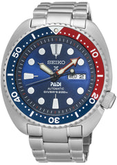 Seiko Watch Prospex Turtle PADI Automatic Diver Special Edition