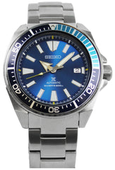 Seiko Watch Prospex Blue Lagoon Samurai Limited Editions Pre-Order