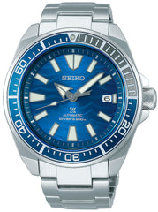 Seiko Watch Prospex Samurai Save the Ocean Great White Special Edition