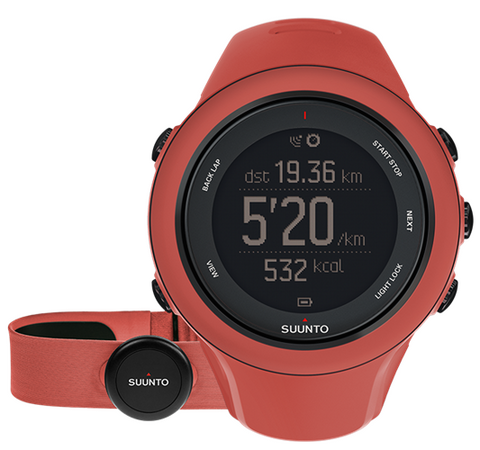 Suunto Watch Ambit3 Sports Coral (HR)
