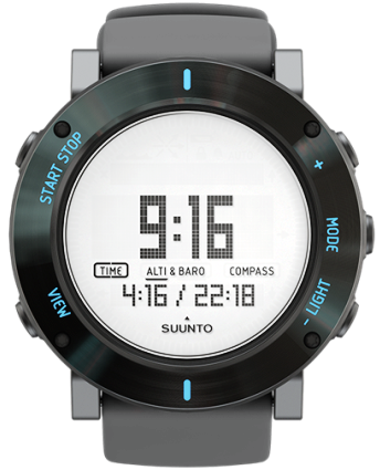 Suunto Watch Core Graphite Crush