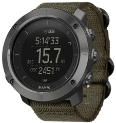 Suunto Watch Traverse Slate GPS