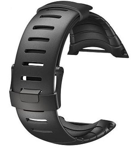 Suunto Core All Black Strap Rubber