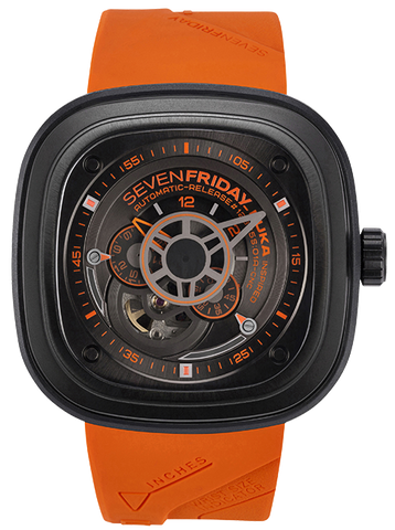 SevenFriday Watch Kuka P3/04 Limited Edition