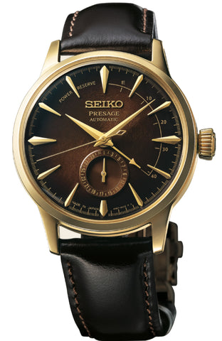 Seiko Presage Watch Cocktail Time Limited Edition