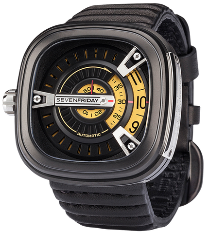 SevenFriday Watch Bakerlite M2/01