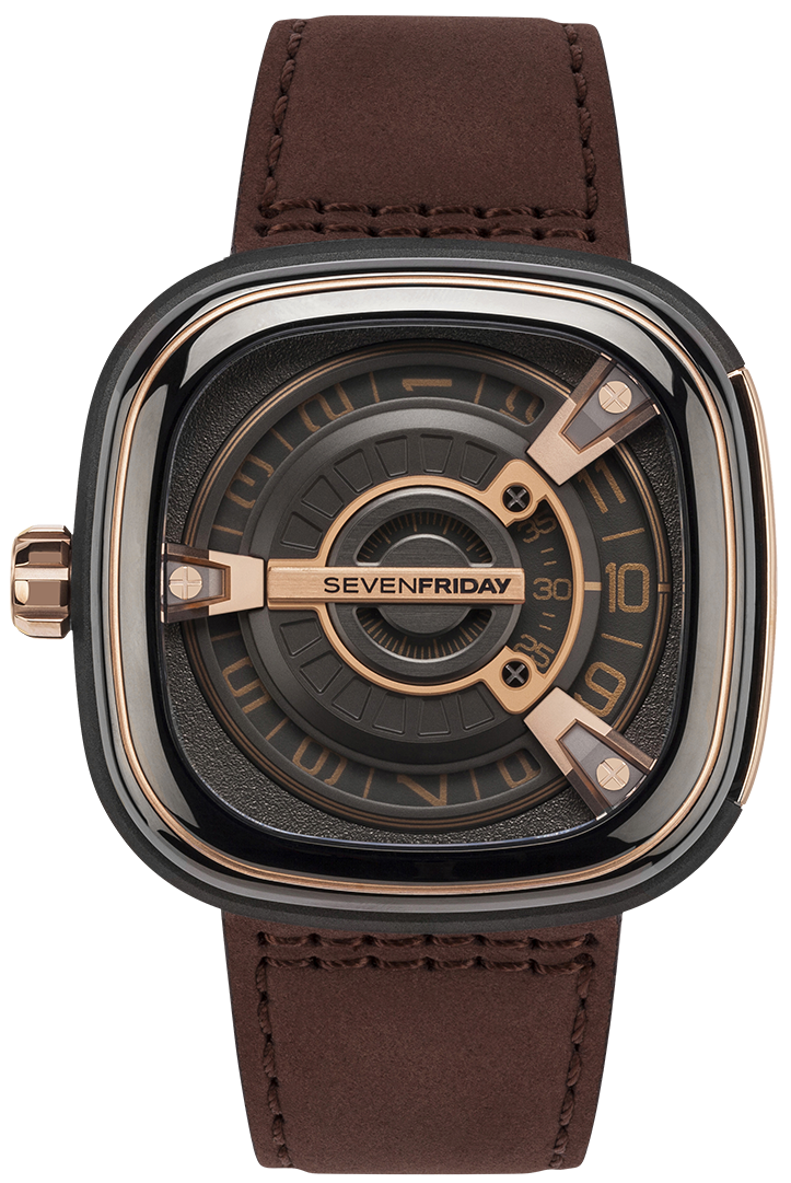 Sevenfriday watch m2 series al boom limited edition d m2 2 al boom watch for Sevenfriday watches