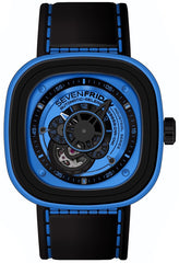 SevenFriday Watch Blue P1/04