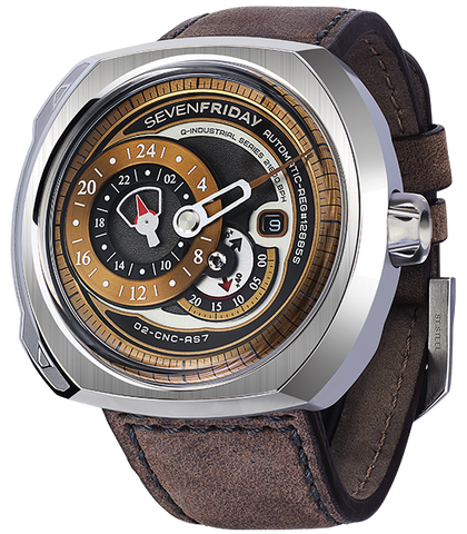 SevenFriday Watch Q2/01