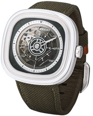 SevenFriday Watch T2/01 Revolution
