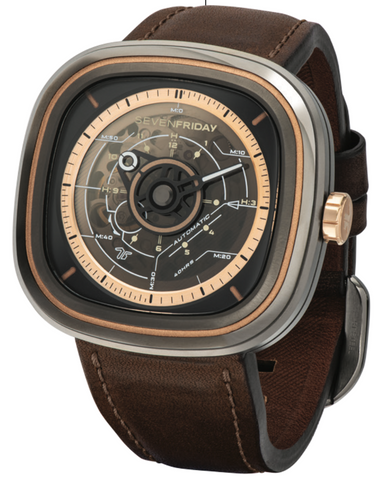 SevenFriday Watch T2/02