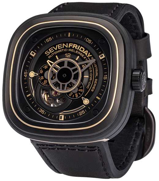 SevenFriday Watch Works P2/02 D
