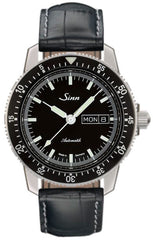 Sinn Watch 104 St Sa I Black Aligator